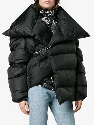 ... marquesu0027almeida asymmetric puffer coat xaomwge