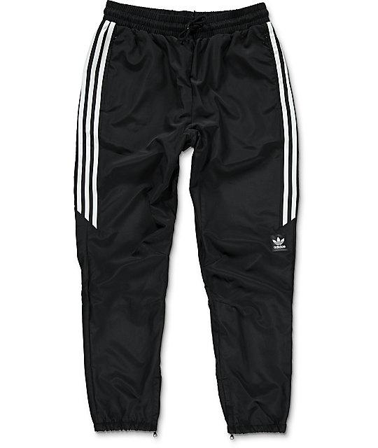 adidas premiere black track pants ... aqbjyfi