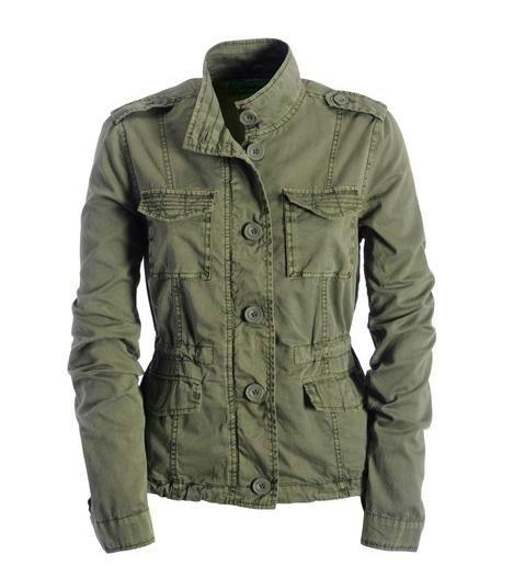 aeropostale womens solid military style jacket winter coat yotsocc