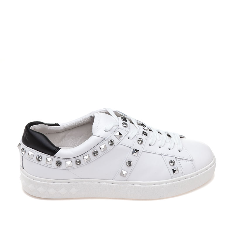 ash sneakers ash play white leather sneaker scgeyqx