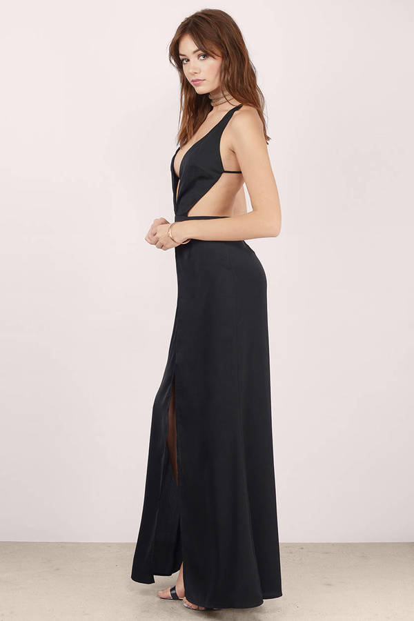 backless maxi dress bold move black maxi dress bold move black maxi dress ... frbzlqn