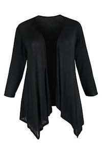 black cardigan black waterfall cardigans jnnhsuv