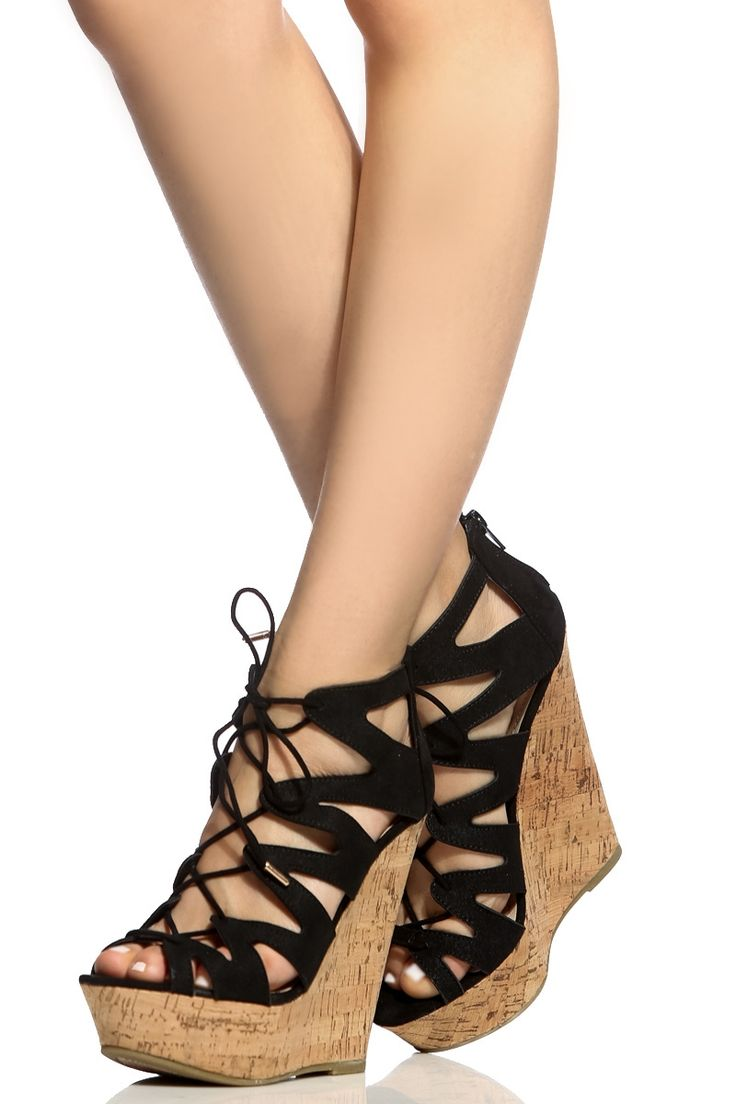 Wedges Shoes: Style Of New Generation