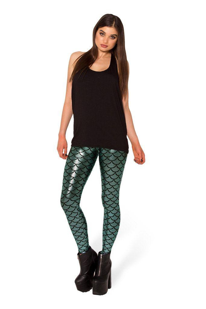 black milk leggings mermaid leggings hjvhypm
