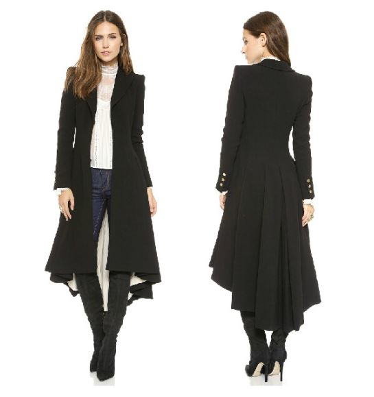 Things to know about long coats for women