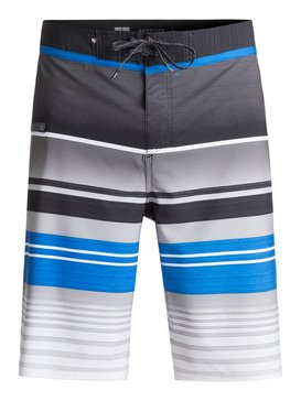 board shorts ... everyday stripe vee 21 udxcnrz