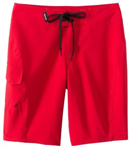 board shorts sporti menu0027s 4-way stretch performance board short kfwmbsa