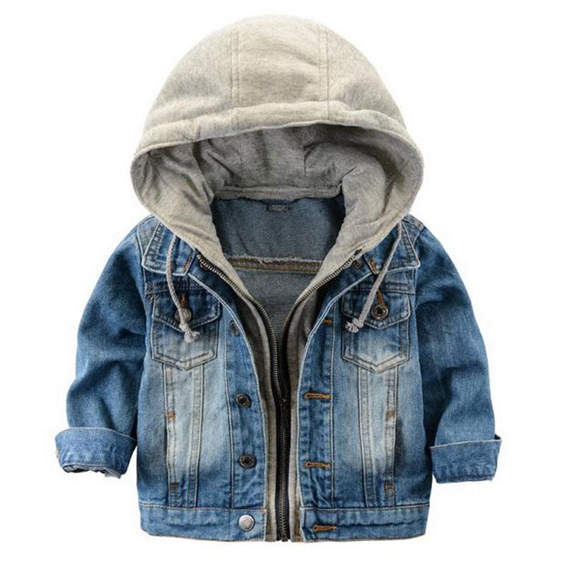 boys jackets fashion denim baby boys children outerwear coat fashion kids jackets for boy ttgxqpn
