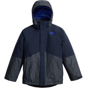 boys jackets the north face boundary hooded triclimate jacket - boysu0027 ydoseut