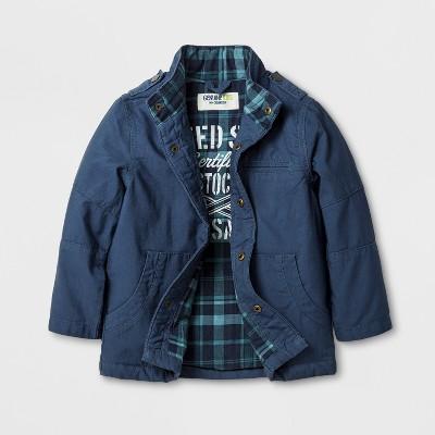 boys jackets toddler boysu0027 jackets genuine kids™ from oshkosh® - blue isrsgsl