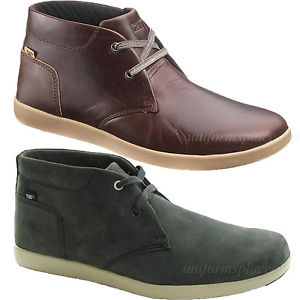 cat shoes image is loading caterpillar-shoes-mens-beck-mid-leather-work-dress- atvybsp