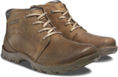 cat shoes ... transform boot, dark beige, dynamic ... npezcwx