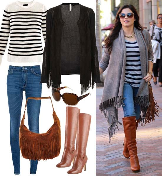 celebrity look #3: jenna dewan-tatum cognac boots: ... pkmirdc