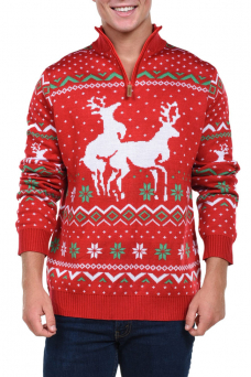 christmas sweaters menu0027s christmas climax christmas sweater ygeandv