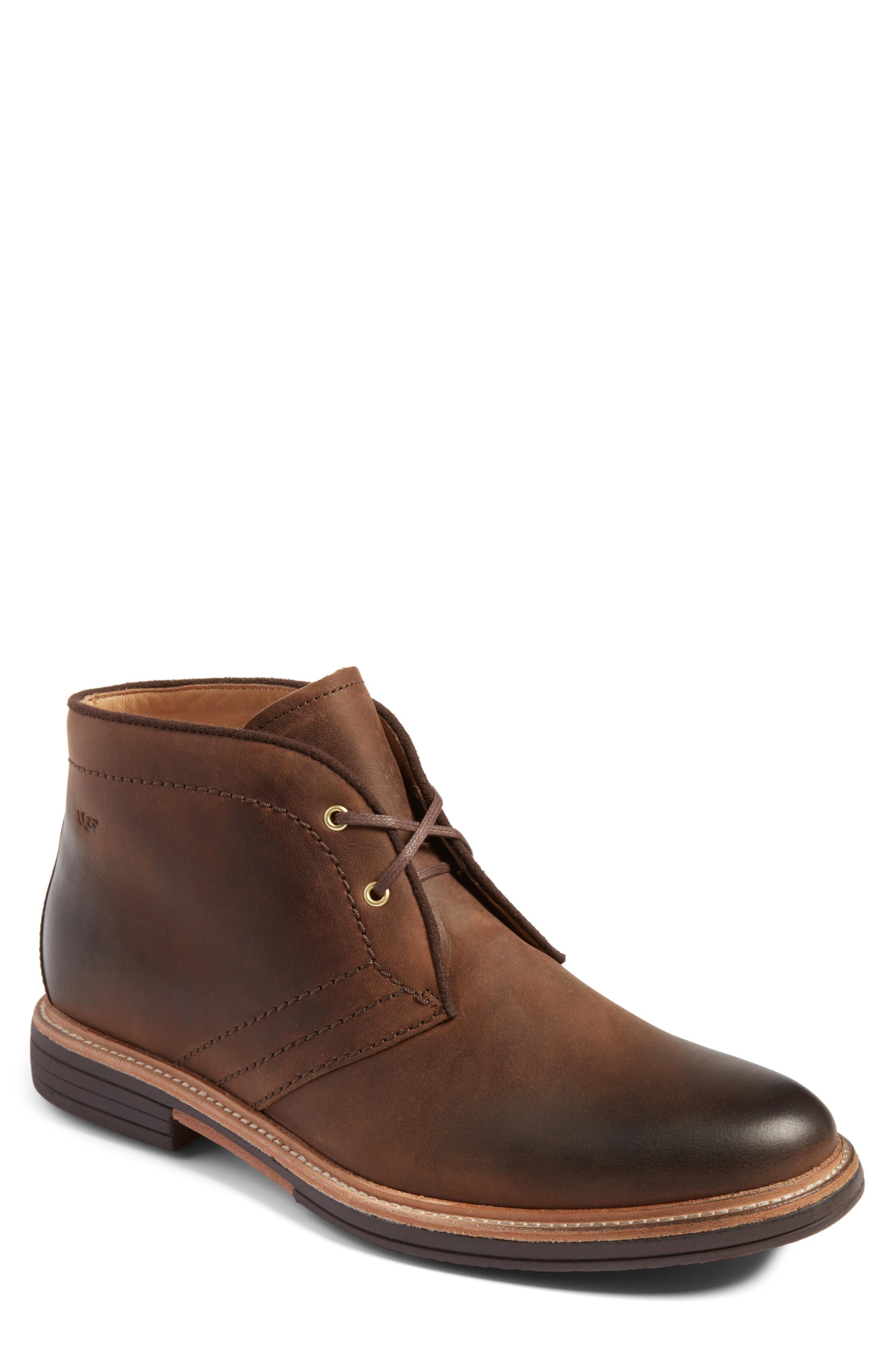 chukka boots ugg® australia dagmann chukka boot (men) xifkgbf