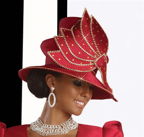 church hats donna vinci 2192 hat mktwqxg