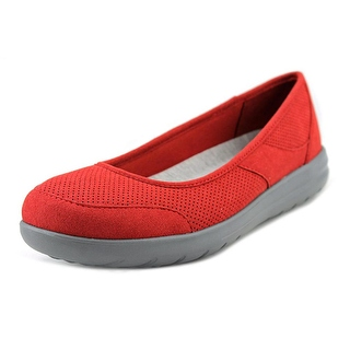 clarks jocolin myla women w round toe canvas