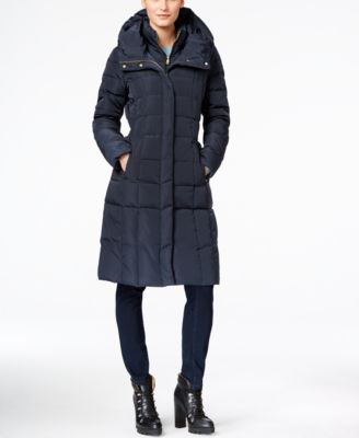 cole haan layered down puffer coat cubdchv