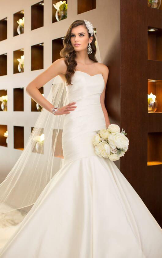 d1636 strapless wedding dresses by essense of australia pqobafq
