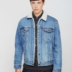 Denim vest for men and the bikers