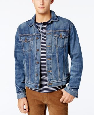 denim vest for men tommy hilfiger menu0027s classic
