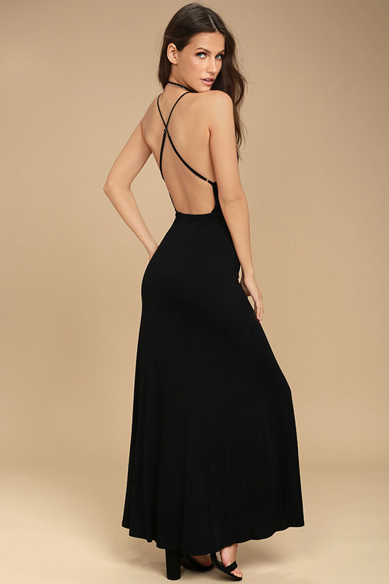 desert skies black backless maxi dress 1 kgncjhf
