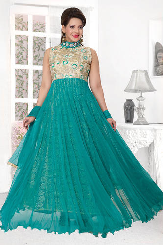 designer party wear gown enhgmht