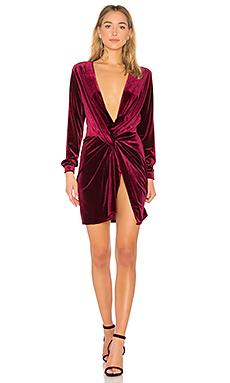 fame and lust velvet dress ... jqnhpgi