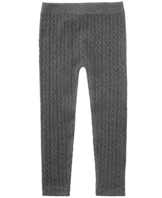 fleece-lined sweater leggings, toddler girls (2t-5t), created for macyu0027s bxoxsos
