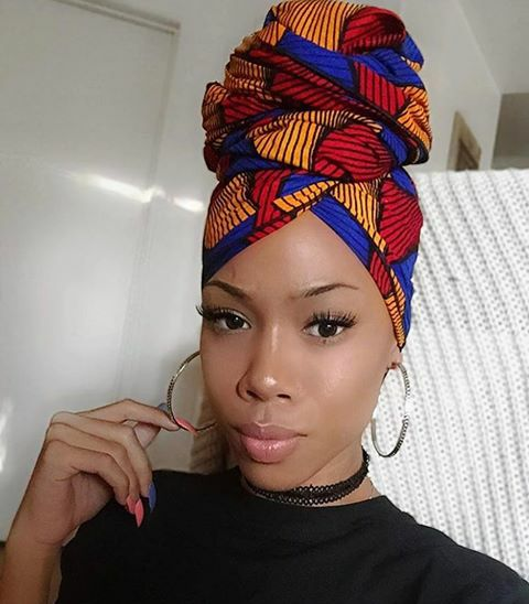 head wraps ankara head wrap ideas wapyade