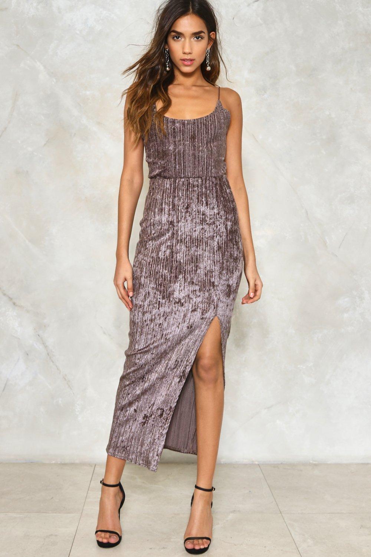 hella good velvet dress itjnemx