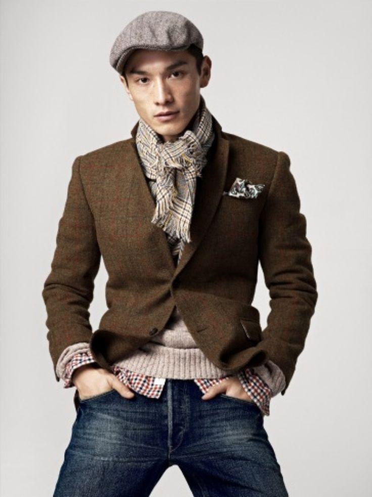 how to wear a mens tweed jacket? - thefashiontamer.com u2026 nadztng