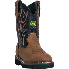 infants/toddlers john deere boots leather wellington 2190 - free shipping u0026  exchanges szpcgka