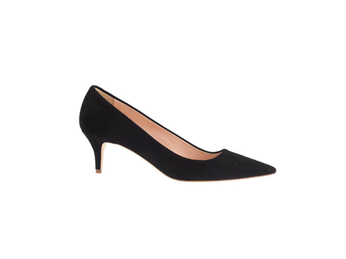 j.crew dulci suede kitten heels, $198 cldvwll