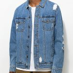 Jean jacket- comfortable jean jacket from wrangler