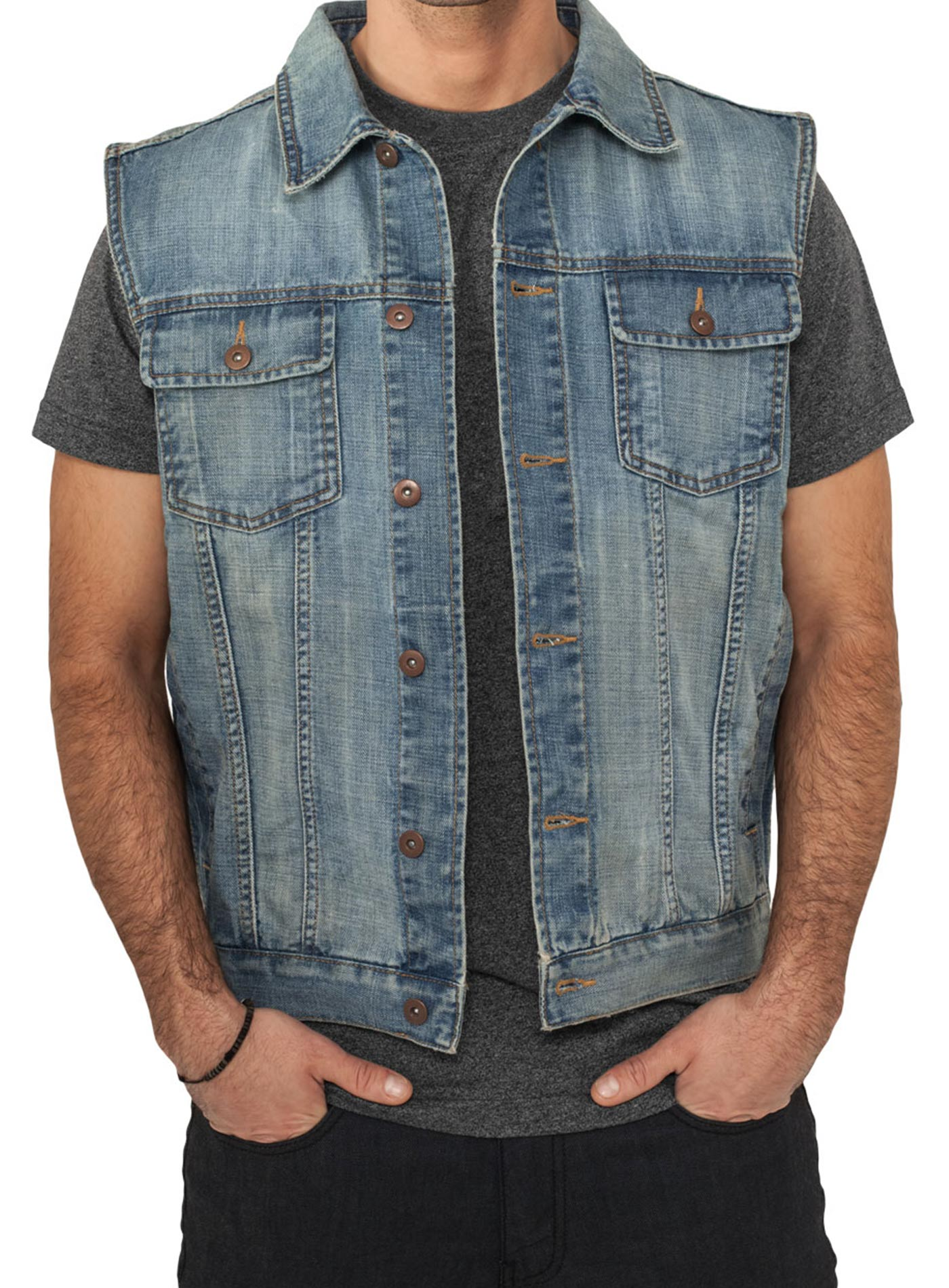 jean vest classics jean jacket denim vest light blue mhupzec