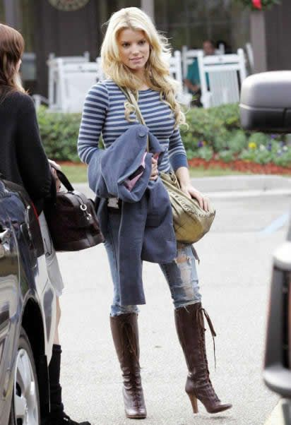 jessica simpson boots jessica simpson | female celebrity | pinterest | jessica simpsons and  female lfcriim