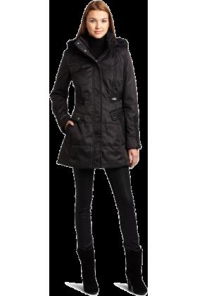 jessica simpson coats jessica simpson jacket - coats - jessica simpson womenu0027s hooded faux fur mdvsslf