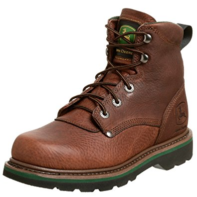 john deere boots john deere menu0027s jd6193 11 pull on boot,brown walnut ... ndcoycy