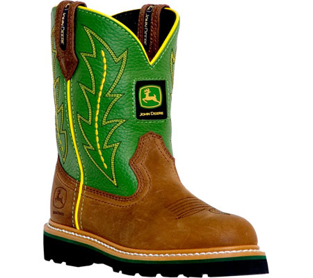 john deere boots leather wellington 2186 zlfatha