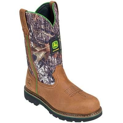 john deere boots: womenu0027s camo 9-inch wellington boots jd3288 myxmdml