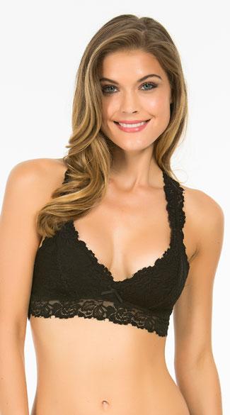 just in lace black bralette, black lace bralette, black lace bra yhkngfc