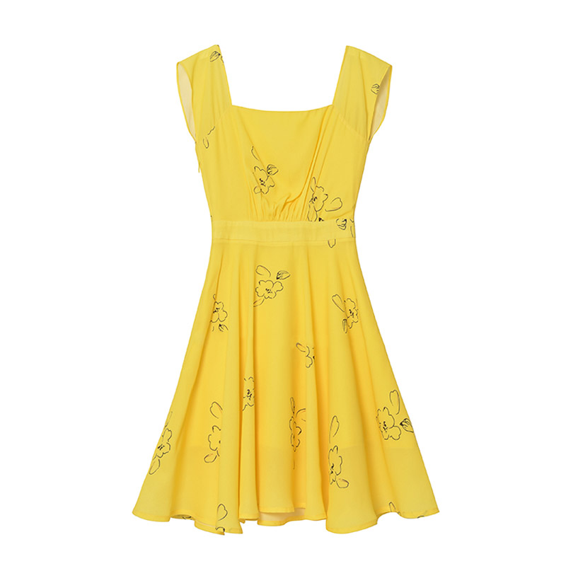 la la land mia yellow dress cosplay fancy dress glaeepw