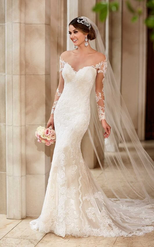 lace sleeves wedding dress wedding dresses with sleeves wedding gown with  lace tcftmoq