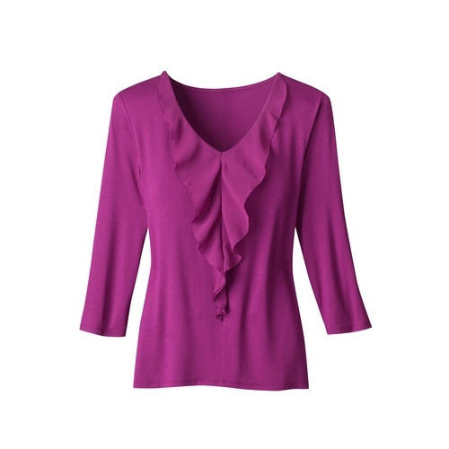 ladies tops cotton plain ladies designer tops, all colour odbqkpl