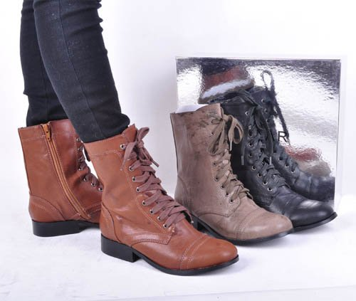 leather boots for women discount women plus size leather flat knight u0026 military boots with british vzhcquy