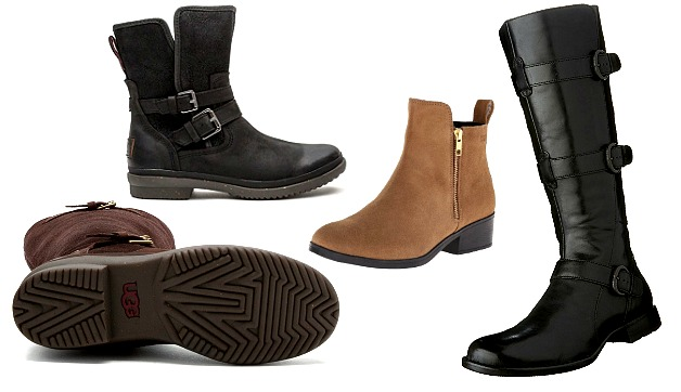 leather boots for women womens waterproof leather boots for the autumn rain and winter snow nagqflf