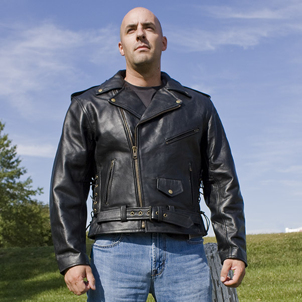 leather motorcycle jackets allstate leather inc. menu0027s leather motorcycle jacket ... ozjvdar