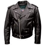 Getting the best leather motorcycle jackets