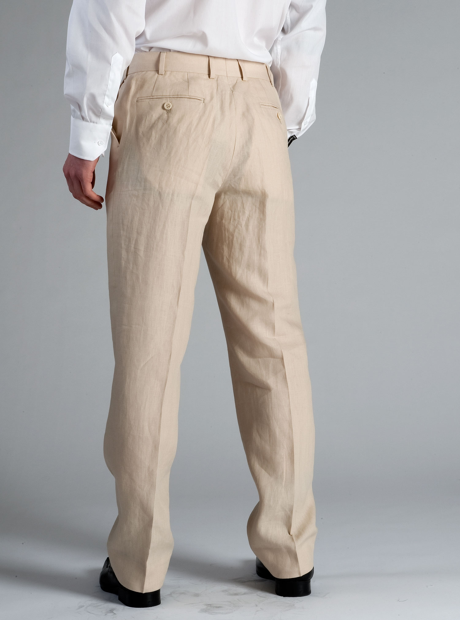 linen trousers ref:50261t didfkrc